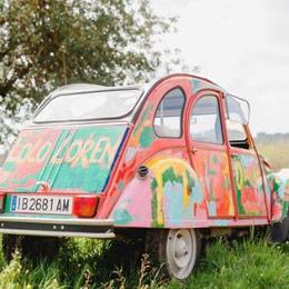 2CV Huren Ibiza
